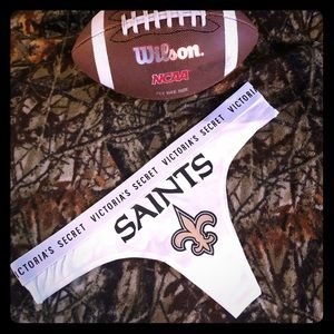 CUSTOMIZED New Orleans Saints Panties